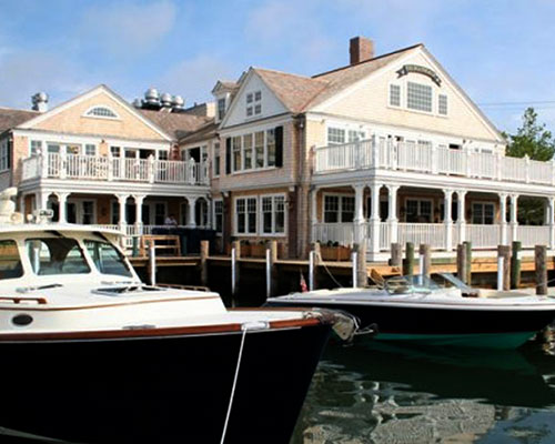 Edgartown Commercial Roof Project