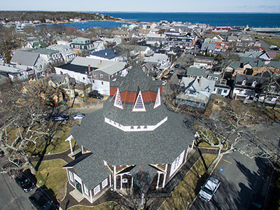 Oak Bluffs New Roof